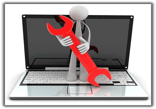Пригласить мастера по ремонту компьютера